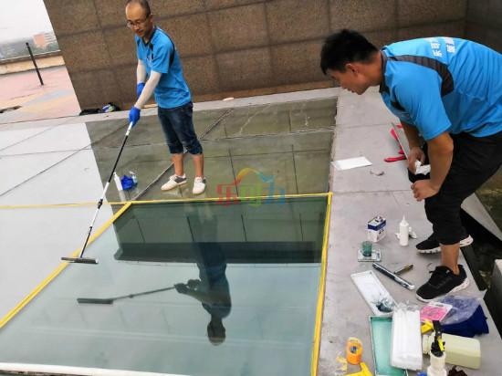 玻璃隔热涂料的施工方法大全丨建筑节能科普讲堂④